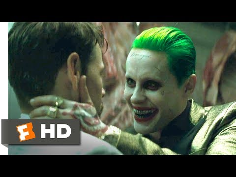 Suicide Squad (2016) - A Visit From The Joker Scene (2/8)   Movieclips